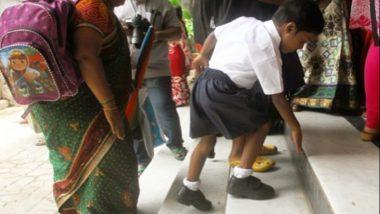 महाराष्ट्रातील शाळा 15 जून पासून अर्धा दिवस सुरु ठेवण्याचा राज्य सरकारचा विचार