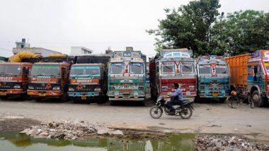 अवजड वाहने 10 वर्षांत भंगारात काढण्यास ट्रकचालकाचा विरोध; आजपासून पुकारणार बेमुदत बंद