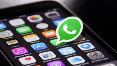 WhatsApp Dark Mode लवकरच येणार, सर्वात आधी केवळ 'हे' युजर्सच वापरू शकणार फिचर