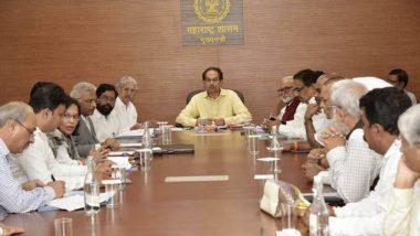 महाराष्ट्र-कर्नाटक सीमा प्रश्न सुटणार? मुख्यमंत्री उद्धव ठाकरे यांच्या अध्यक्षतेखाली उच्चस्तरीय बैठकीत घेतला निर्णय