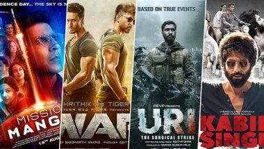 Year Ender 2019: बॉक्स ऑफिसवर सर्वाधिक कमाई केलेले बॉलिवूडचे Top 10 चित्रपट, येथे पाहा यादी