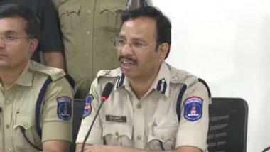 हैदराबाद बलात्कार प्रकरणातील चारही आरोपींचे एन्काऊंटर करणारे पोलिस सिंघम वी.सी. सज्जनार कोण आहेत; जाणून घ्या