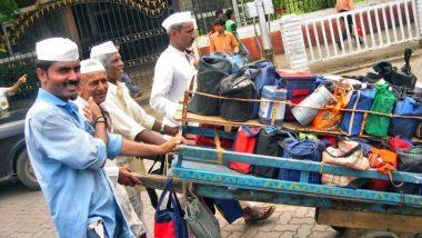 शिवसेनेआधी मुंबईचे डबेवाले देणार 10 रुपयांत थाळी; विक्रोळी येथे येत्या 15 दिवसांत सुरु होणार योजना