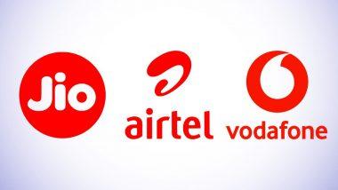 Reliance Jio, Airtel आणि Vodafone Idea च्या प्रिपेड ग्राहकांना दरवाढीचा फटका; 3 डिसेंबर पासून लागू होणार नवे दर