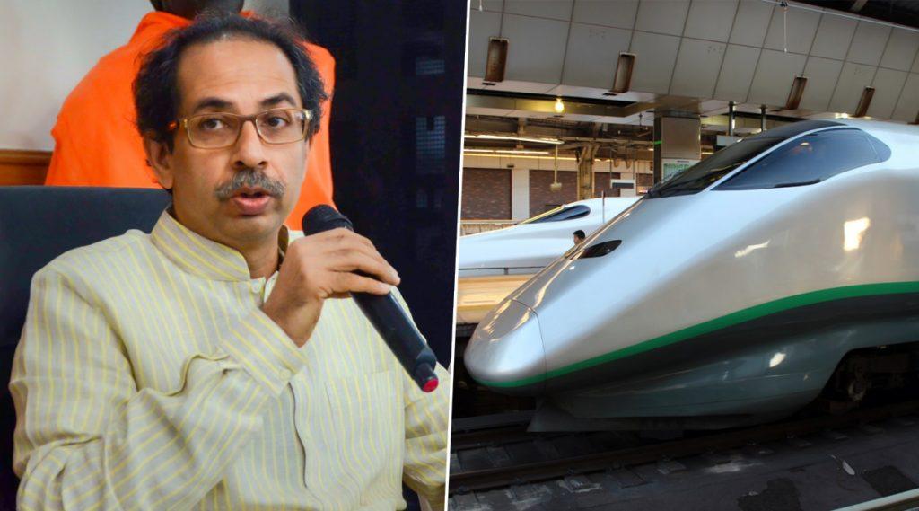 ठाकरे सरकार घेणार बुलेट ट्रेन प्रकल्पाचा फेरआढावा; पंतप्रधान नरेंद्र मोदींच्या Dream Project ला लागणार ब्रेक?