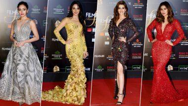 Filmfare Glamour & Style Awards 2019 च्या रेड कार्पेटवर अवतरला बॉलिवूड सिनेतारकांच्या फॅशनचा जलवा, नक्की पाहा