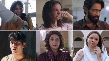 Chhapaak Official Trailer: दीपिका पादुकोण च्या दमदार अभिनयाचा 'छपाक' चा ट्रेलर आऊट; अॅसिड हल्ला पीडिता लक्ष्मी अग्रवालच्या जिद्दीची उलगडणार प्रेरणादायी कहाणी