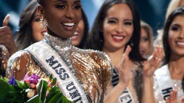 Miss Universe 2019: दक्षिण आफ्रिकेची सौंदर्यवती Zozibini Tunzi ने पटकावला 'मिस युनिव्हर्स 2019' चा किताब