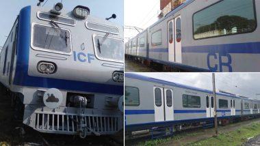 Mumbai AC Local: ट्रान्स हार्बर येथील ठाणे ते पनवेल मार्गावर धावणार पहिली एसी लोकल