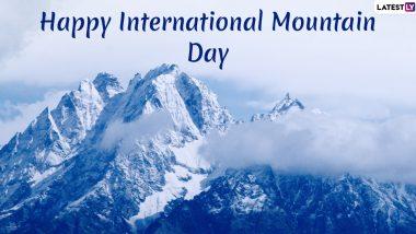 International Mountain Day: भारतात आहे जगातील सर्वात नवी पर्वत रांग