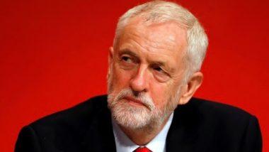 UK General Election 2019: जेरेमी कॉर्बीन यांच्याकडून लेबर पार्टीच्या नेतेपदाचा राजीनामा जाहीर