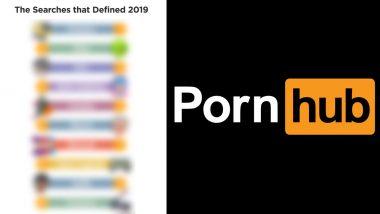 Pornhub Year in Review 2019:  युजर्सचा यंदा  Realistic, Alien Sex सर्च करण्यावर अधिक भर; पहा काय सांगतोय यावर्षीचा सर्व्ह!