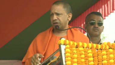 अयोध्यत राम मंदिर उभारणीसाठी प्रत्येक घरातून 1 वीट आणि 11 रुपये द्यावेत; मुख्यमंत्री योगी आदित्यनाथ यांचे जनतेला आवाहन