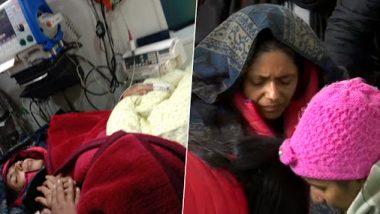 बलात्कार प्रकरण: 12 दिवसांपासून उपोषणाला बसलेल्या दिल्ली महिला आयोगाच्या अध्यक्षा स्वाती मालीवाल यांची प्रकृती खालावली