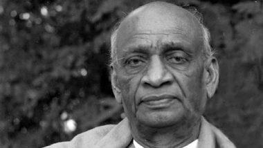 Sardar Vallabhbhai Patel Death Anniversary: लोहपुरूष सरदार वल्लभभाई पटेल यांचे 'संघर्षमय' व्यक्तिगत जीवन आणि राजकीय प्रवास