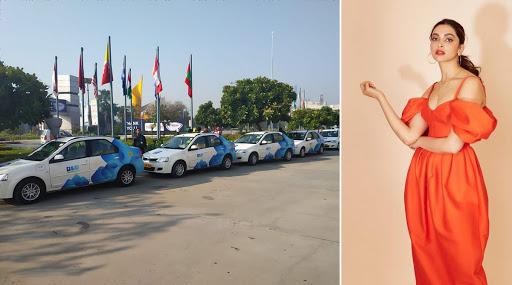 बॉलिवूड अभिनेत्री दीपिका पादुकोणने 'ई-टॅक्सी स्टार्ट अप ब्लू स्मार्ट'मध्ये केली 21 कोटींची गुंतवणूक; महिला चालकांना मिळणार काम