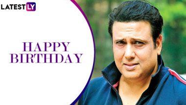Happy Birthday Govinda: बॉलीवूड अभिनेता गोविंदा याचा 'हा' रोचक जीवनप्रवास तुम्हाला माहित आहे का?
