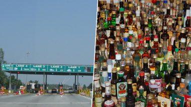 लोणावळा: गोव्याहून महाराष्ट्रात येणारी 1 कोटींपेक्षा जास्त किंमतीची विदेशी दारू जप्त