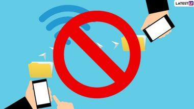 आंदोलन काळात इंटरनेट बंद ठेवल्याने प्रत्येक तासाला होते 'ऐवढ्या' रुपयांचे नुकसान!