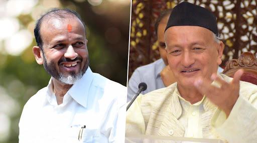 Maharashtra Cabinet Expansion: राज्यपाल भगतसिंग कोश्यारी संतापले; काँग्रेस आमदार के. सी पाडवी यांना पुन्हा घ्यायला लावली शपथ