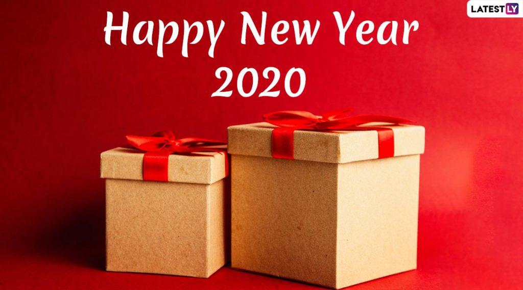 Happy New Year 2020 Messages: नुतन वर्षाच्या मराठमोळ्या शुभेच्छा Wishes, Greetings,Whatsapp Status च्या माध्यमातून देऊन नववर्षाचे करा हसतमुखाने स्वागत