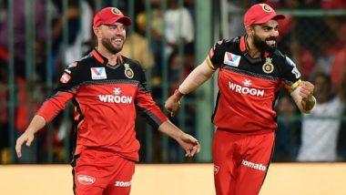 विक्रम लँडरनंतर RCB ने NASA कडून विराट कोहली आणि एबी डिव्हिलियर्स यांनी मारलेले चेंडू शोधण्यासाठी मागितली मदत, Netizens म्हणाले पहिले IPL जिंका