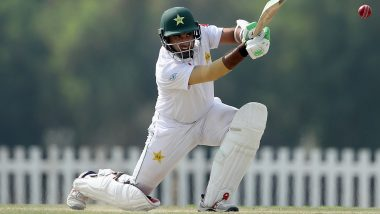 PAK vs SL 1st Test:आबिद अली याचा वर्ल्ड रेकॉर्ड, वनडेनंतर टेस्ट डेब्यू मॅचमध्ये ठोकले शतक करणारा बनला पहिला क्रिकेटपटू