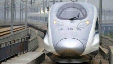 लवकरच मुंबईमधून धावणार पुणेमार्गे हैद्राबादला जाणारी बुलेट ट्रेन