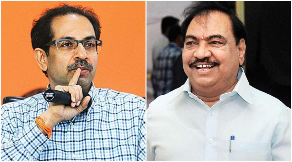 एकनाथ खडसे BJP ला रामराम ठोकणार? शिवसेना आमदार गुलाबराव पाटील यांच्या 'या' गौप्यस्फोटानंतर चर्चेला उधाण