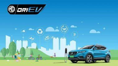 MG Motor भारतात करणार 3,000 कोटी रुपयांची गुंतवणूक; MG eZs इलेक्ट्रिक एसयूव्हीसह, बाजारात आणणार 4 नवीन मॉडेल्स