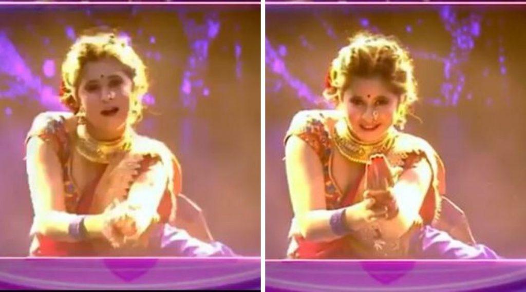 झी युवा डान्सिंग क्वीन मध्ये गायत्री दातार ची ठसकेदार लावणी पाहून विसरून जाल तुला पाहते रे ची भोळी इशा (Watch Video)