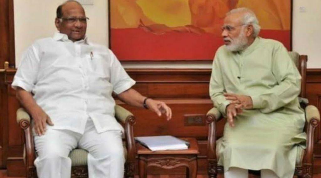 महाराष्ट्रात सत्ता स्थापनेसाठी पंतप्रधान नरेंद्र मोदी यांनी दिली होती ऑफर: शरद पवार  यांचा गौप्यस्फोट