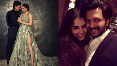 Birthday Special: Genelia वहिनींनी Riteish Deshmukh साठी वाढदिवसानिमित्त लिहिला 'हा' गोड मेसेज; पाहा त्यांचा फॅमिली फोटो