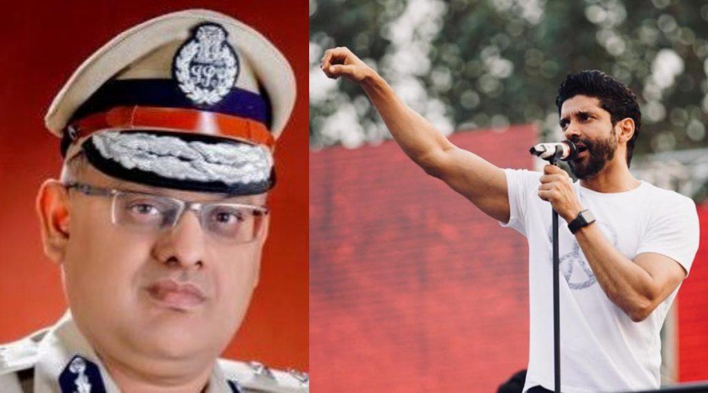 CAA: 'फरहान अख्तर याने गुन्हा केला आहे, मुंबई पोलिसांनी त्याच्यावर कारवाई करावी,' जाणून घ्या आयपीएस अधिकाऱ्याने का केली अशी मागणी