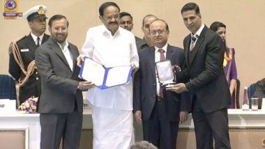 66th National Film Awards 2019: अक्षय कुमार, विक्की कौशल, आयुष्मान खुराना हे परस्काराचे मानकरी (Watch Videos)