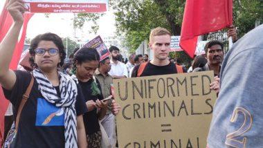 CAA Protests: नागरिकत्व सुधारणा कायद्याविरुद्ध आंदोलनात सहभाग घेतल्यामुळे जर्मन विद्यार्थ्याला सोडावा लागला भारत