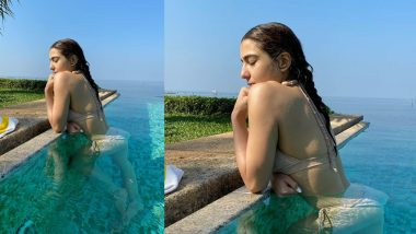 Sara Ali Khan चा Bikini Look होत आहे सोशल मीडियावर व्हायरल (See Photos)