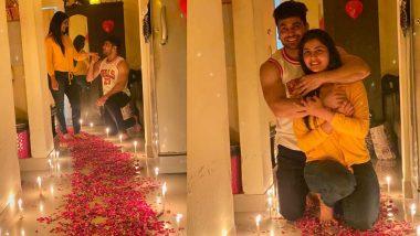 Bigg Boss Marathi 2 विजेता शिव ठाकरे याने वीणा जगतापसाठी प्लॅन केलं 'हे' गोड Surprise (Photos and Video Inside)