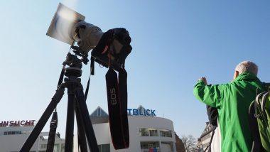 Surya Grahan Dec 2019 Live Streaming: 26 डिसेंबरचं कंकणाकृती सूर्यग्रहण ऑनलाईन कसं आणि कुठे पहाल?
