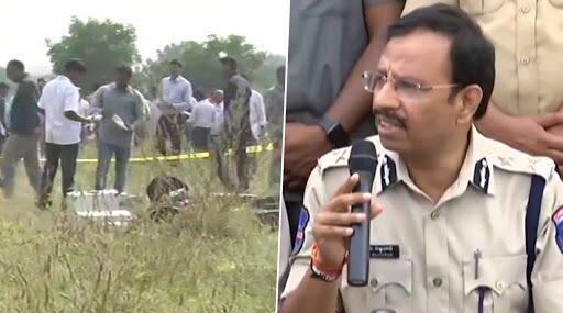 Hyderabad Encounter: आरोपींनी या आधी 9 महिलांवर बलात्कार करून जाळलं असल्याचा तेलंगणा पोलिसांनी केला मोठा खुलासा