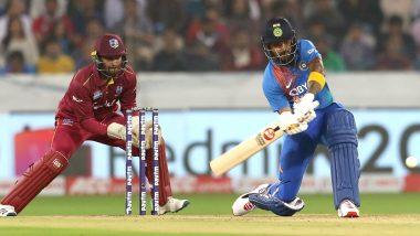 IND 28/1 in 4 Overs | IND vs WI 2nd T20I Live Score Updates:भारताला पहिला धक्का, केएल राहुल कॅच आऊट
