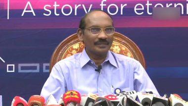 Chandrayaan 2: 'विक्रम लॅंडर' चा ठावठिकाणा NASA पूर्वी 'इस्त्रो' नेच लावला; के सीवन यांचा दावा