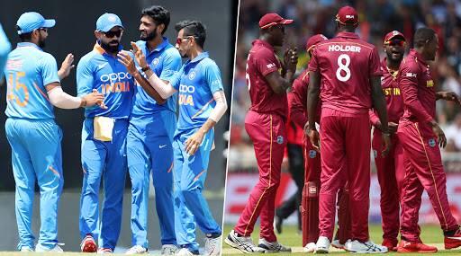 IND vs WI 1st T20I: टॉस जिंकून भारतीय संघाचा पहिले बॉलिंगचा निर्णय, असा आहे टीम इंडिया आणि विंडीजचा प्लेयिंग इलेव्हन