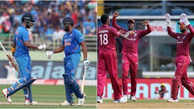IND 316/6 in 48.3 Overs (Target 315) | IND vs WI 3rd ODI Live Updates: वेस्ट इंडिजविरुद्ध टीम इंडियाचा विकेट्सने विजय,मालिकेत2-1 नेविजयी