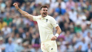 SA vs ENG 1st Test: जेम्स अँडरसन याने टेस्टक्रिकेटमध्ये रचला इतिहास, 150 व्या मॅचमध्येपहिल्याच चेंडूवर घेतली विकेट