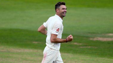 SA vs ENG 1st Test:'बॉक्सिंग-डे' टेस्ट मॅचसाठी मैदानात उतरताच जेम्स अँडरसन होणारसचिन तेंडुलकरबरोबर'या' स्पेशल क्लबमध्येसामिल