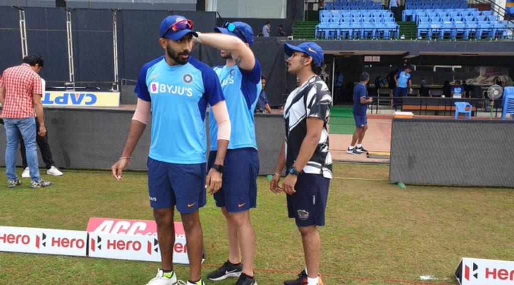 Look Who's Here! वेस्ट इंडिजविरुद्धदुसऱ्या वनडेआधीजसप्रीत बुमराह, पृथ्वी शॉयांचे टीम इंडियामध्ये पुनरागमन; BCCI च्या फोटोवर यूजर्सने दिल्या मजेदार प्रतिक्रिया