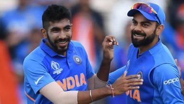 IND vs AUS 1st ODI: विराट कोहली याने नेट्समध्ये जसप्रीत बुमराह याला सामोरे जाण्याचा शेअर केला मजेदार अनुभव, पाहा (Video)