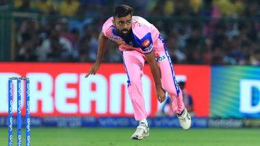 IPL 2020 Auction: जयदेव उनाडकट याने आयपीएल लिलावात नोंदवला नवीन रेकॉर्ड, राजस्थान रॉयल्स ने 3 कोटींमध्ये केले खरेदी
