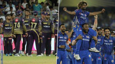 IPL 2019 फायनलचा फोटो शेअर करून फसले कोलकाता नाईट रायडर्स, मुंबई इंडियन्स ने घेतली फिरकी